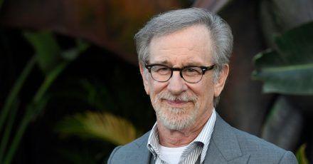 Regisseur Steven Spielberg wurde mit Hollywood-Filmen wie «Der weiße Hai», «E.T. - Der Außerirdische» und «Jurassic Park» berühmt.