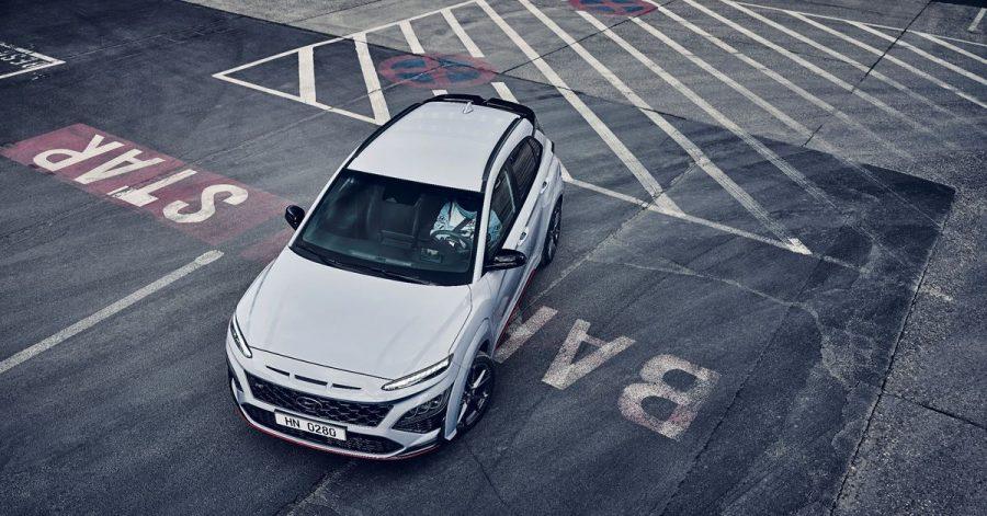 Hyundai schickt sein SUV Kona künftig auch als sehr sportliche N-Version an den Start.