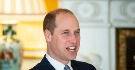 Prinz William engagiert sich für den Umwelt- und Klimaschutz.