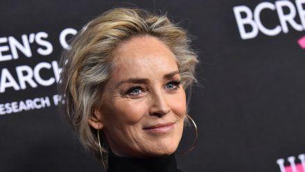 """Sharon Stone hat Ende März ihre Biografie """"The Beauty of Living Twicce"""" veröffentlicht. (ncz/spot)"""