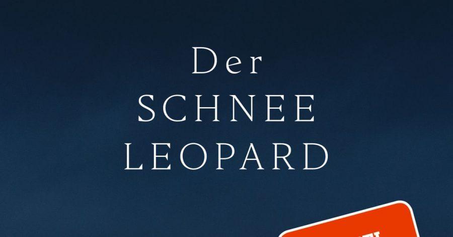 Bestseller aus Frankreich: «Der Schneeleopard» von Sylvain Tesson.