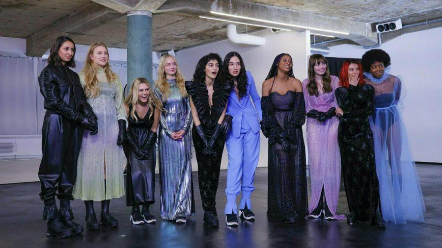 """""""GNTM"""": Die Models müssen diese Woche einen Casting-Marathon bewältigen. (eee/spot)"""