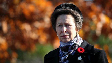 Prinzessin Anne trauert um ihren Vater, den Herzog von Edinburgh. (wag/wue/cos/spot)