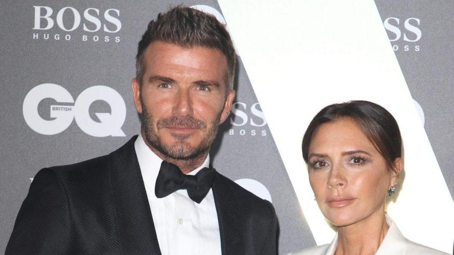 David und Victoria Beckham sind angeblich wieder auf ihrem Anwesen in den Cotswolds angekommen. (tae/spot)