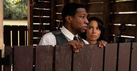 Der junge Veteran Atticus (Jonathan Majors) und seine Jugendfreundin Leti (Jurnee Smollett) in «Lovecraft Country».