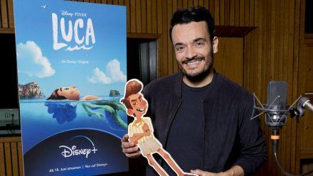 """Giovanni Zarrella spricht in """"Luca"""" den Ercole (wue/spot)"""