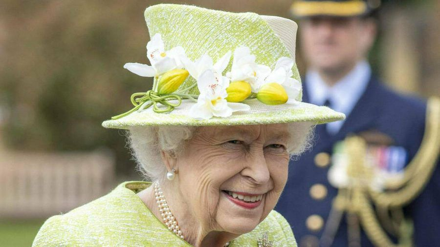 Queen Elizabeth II. während eines öffentlichen Auftritts vor wenigen Tagen (wue/spot)