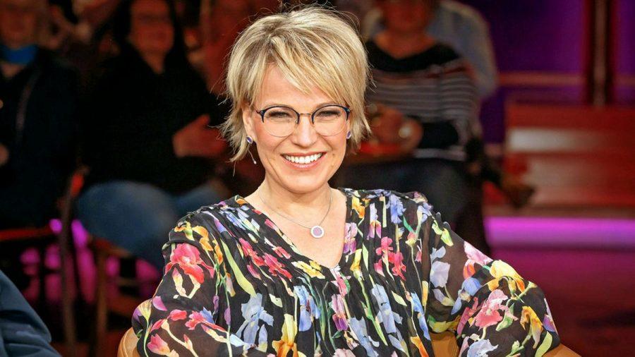 """Andrea Ballschuh moderierte 13 Jahre lang die ZDF-Sendung """"Volle Kanne"""". (obr/spot)"""