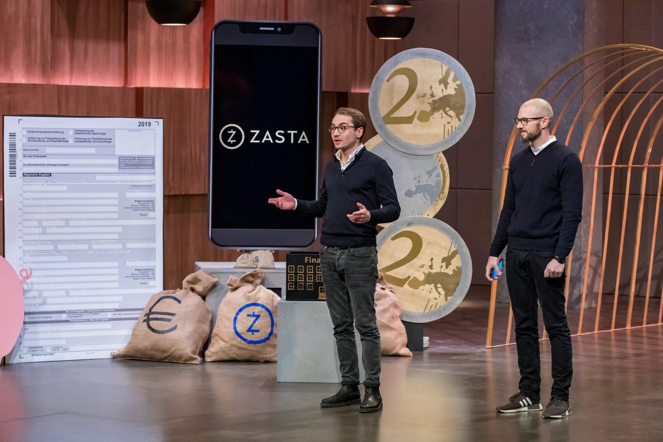 """""""Die Höhle der Löwen""""(5): Pfandflaschen-Trage Steuer-App & veganes Ei"""