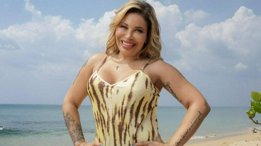 """Patricia Blanco ist in der zweiten Staffel """"Promis unter Palmen"""" dabei. (jom/spot)"""