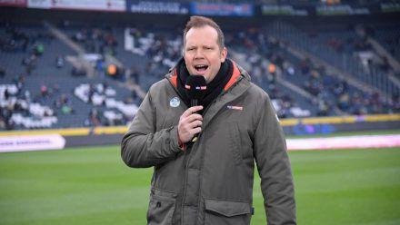 Wolff-Christoph Fuss wird in Sat.1 in der kommenden Saison Bundesliga-Spiele kommentieren (wue/spot)