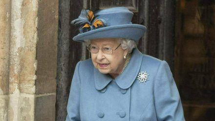 Queen Elizabeth II., hier im März des vergangenen Jahres, macht sich wieder an die Arbeit (wue/spot)