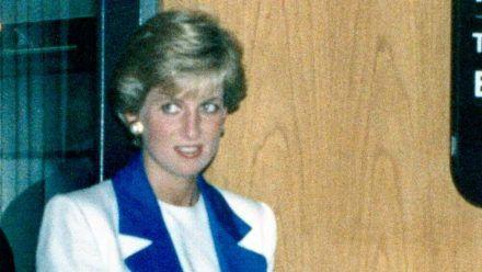 Prinzessin Diana im Jahr 1990. (cos/spot)