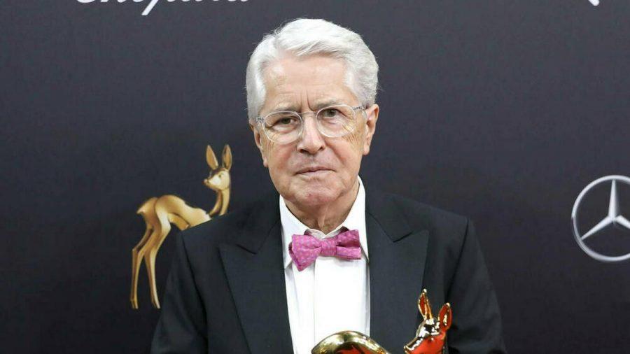 Frank Elstner bei der Bambi-Verleihung 2019 (rto/spot)