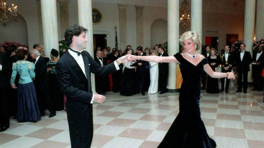John Travolta und Prinzessin Diana bei ihrem Tanz 1985 im Weißen Haus (ili/spot)