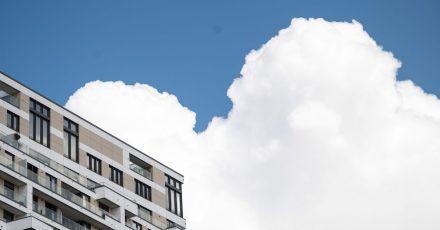 Das seit Jahren gut laufende Geschäft mit Baukrediten bekam im vergangenen Jahr mit der Corona-Pandemie einen Schub.