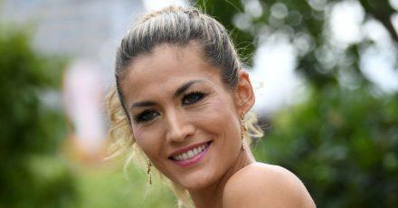 Das Model Fiona Erdmann erwartet ein Kind.