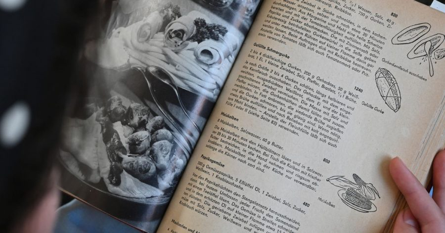 «Wir kochen gut» gehört wie das «Kochbuch» zu den auch als Reprint immer wieder neu aufgelegten DDR Kochbüchern.