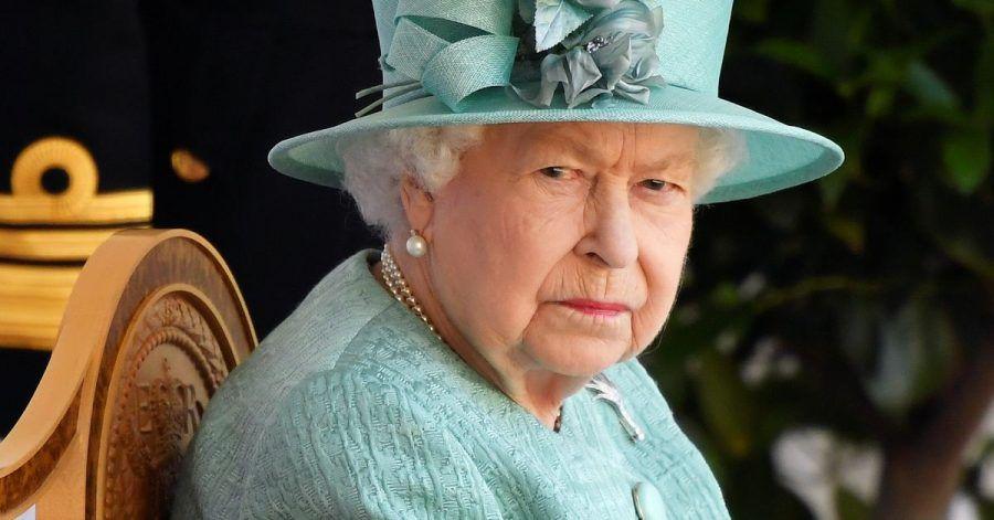 Die britische Königin Elizabeth II. trauert um  Prinz Philip.