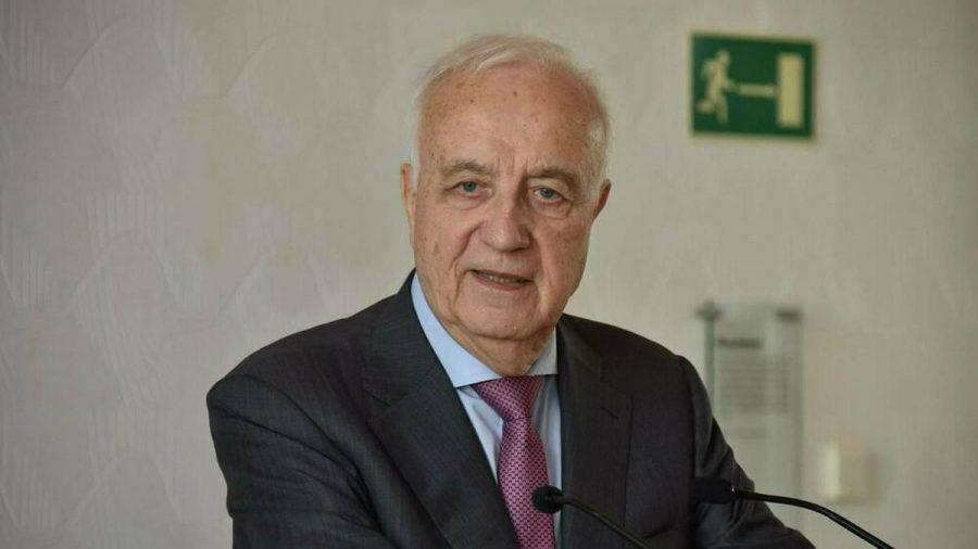 Fritz Pleitgen ist an Bauchspeicheldrüsenkrebs erkrankt. (tae/spot)