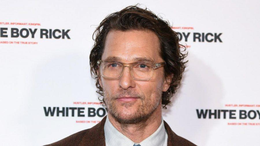 Matthew McConaughey betonte zuletzt immer wieder seine politischen Ambitionen. (stk/spot)