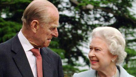 """""""ZDF spezial: Abschied von Prinz Philip"""": Prinz Philip und Queen Elizabeth II. waren 73 Jahre verheiratet (cg/spot)"""