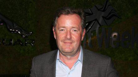 Piers Morgan tritt gegen Harry und Meghan nach. (eee/spot)