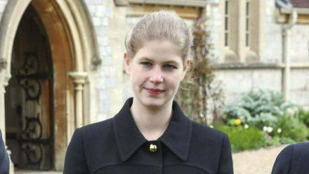 Lady Louise hatte eine besondere Beziehung zu ihrem Großvater Prinz Philip. (tae/spot)