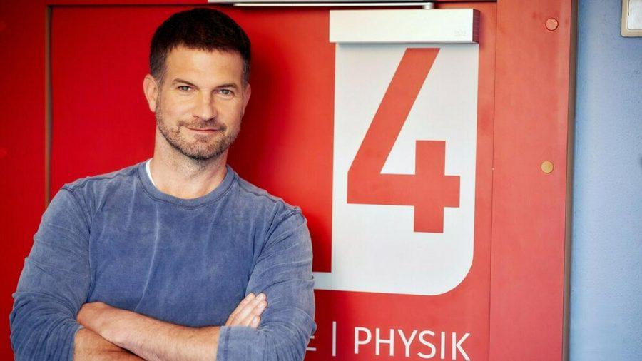 """Simon Böer spielte David Ritter in """"Der Lehrer"""". (cos/spot)"""