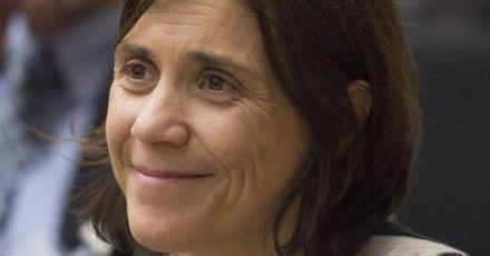 Die Kunsthistorikerin Bénédicte Savoy, Professorin am Institut für Kunstwissenschaft und Historische Urbanistik der Technischen Universität Berlin.