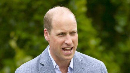 Prinz William bei einem Auftritt in London (hub/spot)
