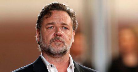 Oscar-Preisträger Russell Crowe wird 57.