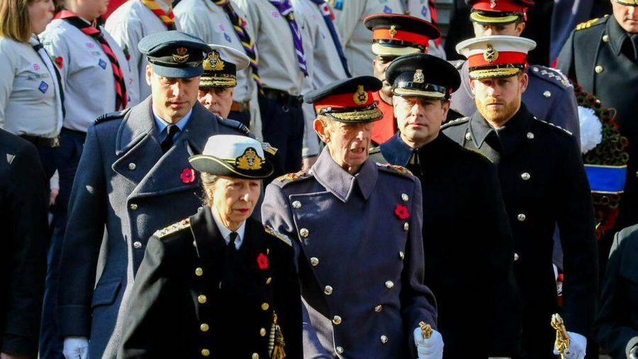 Auch aus Rücksicht auf Prinz Harry soll bei Prinz Philips Beerdigung auf Uniformen verzichtet werden. (stk/spot)