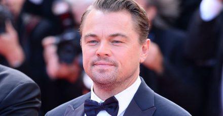 Leonardo Di Caprio -setzt sich schon seit Jahren für den Klimaschutz ein.