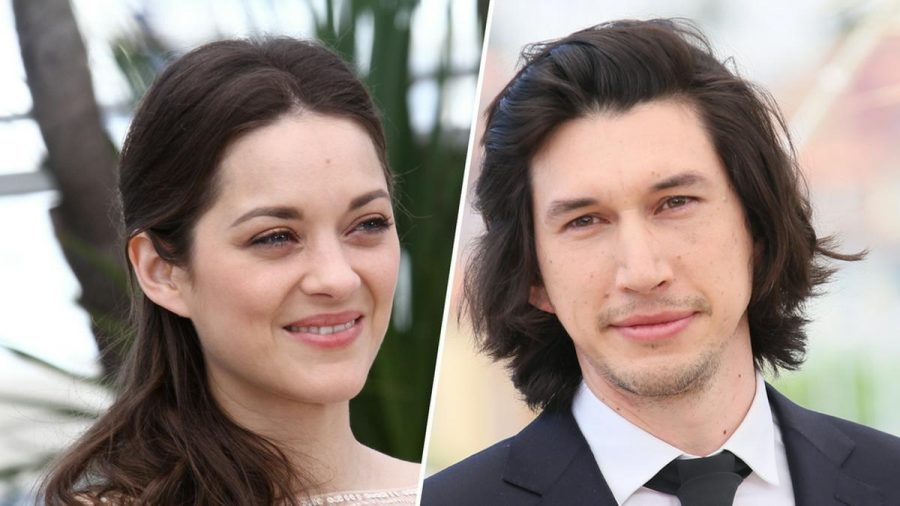Marion Cotillard (l.) und Adam Driver waren beide bereits zuvor in Cannes zu Gast. (wag/spot)