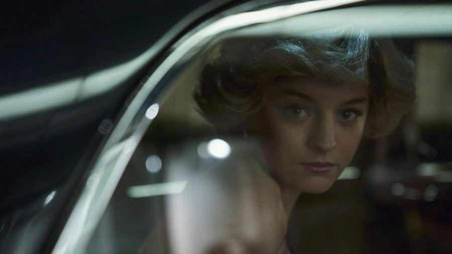 """Prinzessin Diana, gespielt von Emma Corrin, in der vierten Staffel von """"The Crown"""" (mia/spot)"""