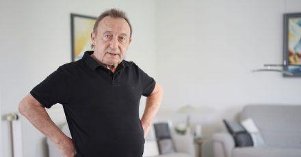 Joachim Streich will nach der Corona-Pandemie seinen 70. Geburtstag mit der Familie nachfeiern.