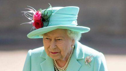 Queen Elizabeth II. im Sommer 2020 (wue/spot)