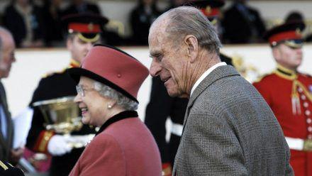 Queen Elizabeth II. und Prinz Philip waren 73 Jahre verheiratet. (cos/spot)