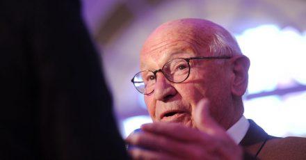 Dieter Kronzucker wird 85.