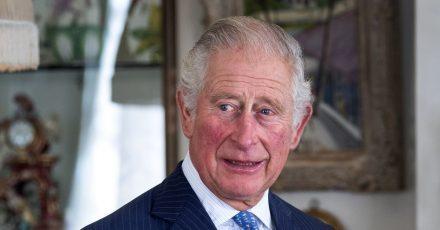 Prinz Charles macht Mut:«Zusammen werden wir diesen Kampf gewinnen.»