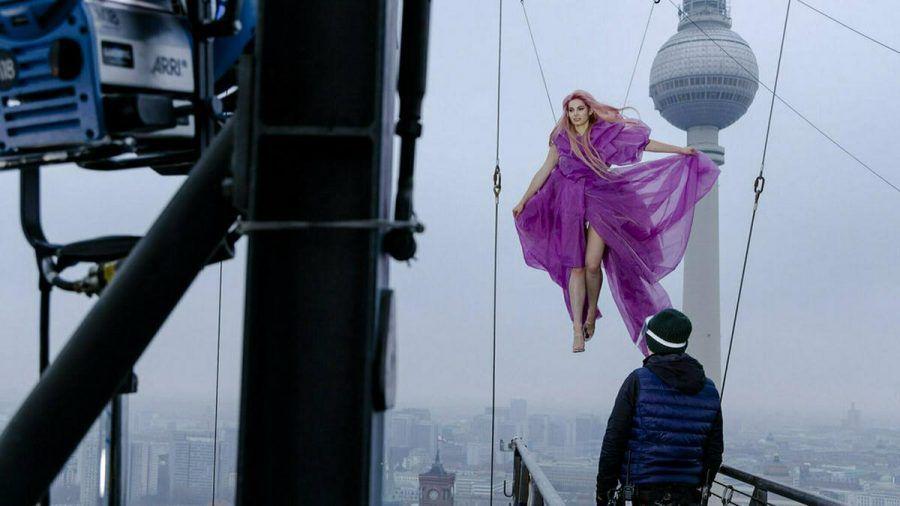 "Es ging hoch hinaus in der neunten Folge ""Germany's next Topmodel"" (mia/spot)"