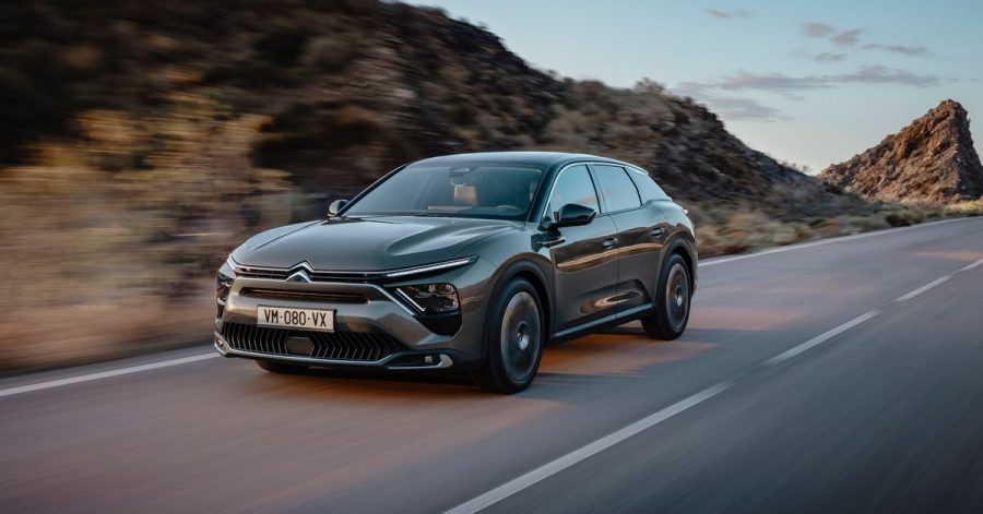 Mit dem Crossover C5 X lanciert Citroën im zweiten Halbjahr ein Modell für die gehobene Mittelklasse.