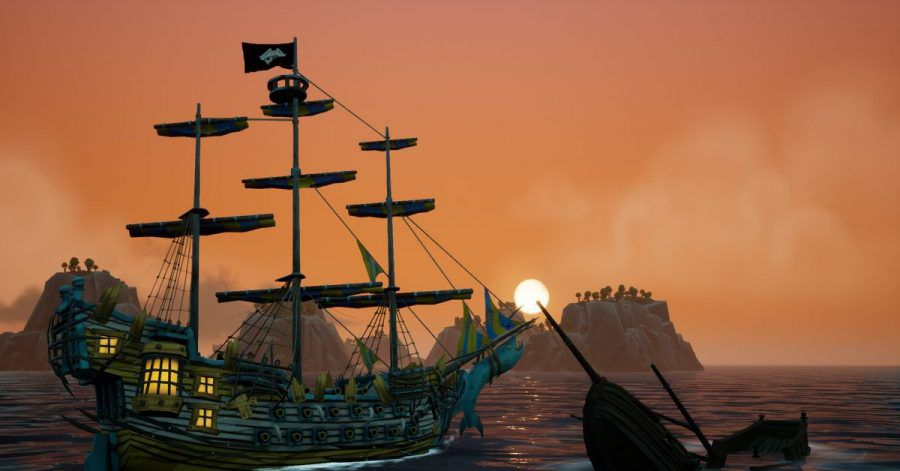 Buntes Piraten-RPG-Spektakel:«King of Seas» nimmt sich nicht besonders ernst. Der Wiederspielwert ist dank dynamisch erschaffener Karten hoch.
