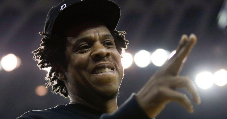 Der amerikanische Rapper Jay-Z.
