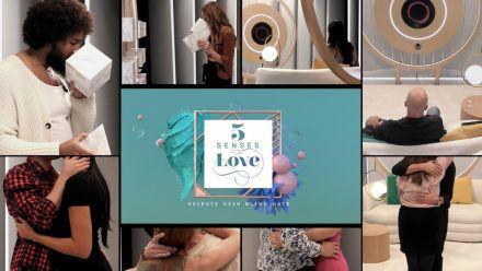 """Liebe ohne ersten Blick: Die neue Datingshow """"5 Senses for Love"""" startet"""