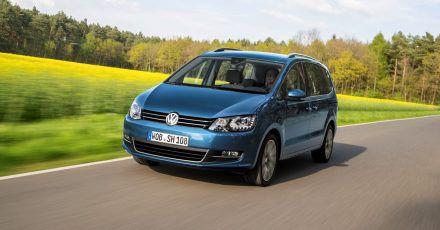 Familientauglich: Viele schätzen am VW Sharan seine Geräumigkeit und den einfachen Zugang durch die serienmäßigen hinteren Schiebetüren.