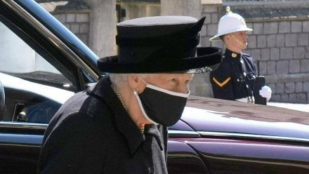 Queen Elizabeth II. trauert um ihren verstorbenen Ehemann Prinz Philip. (tae/spot)