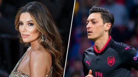 Eva Longoria und Mesut Özil sind Teil der Starinvestoren in einen mexikanischen Fußball-Club. (jru/spot)