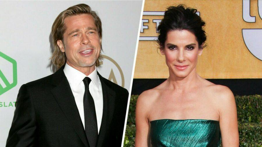 Brad Pitt und Sandra Bullock waren bislang noch in keinem gemeinsamen Film zu sehen - bald werden es zwei auf einen Streich sein. (stk/spot)